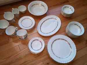 Dinnerware for 8