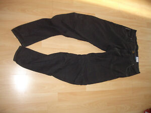 """"" G-star "" like NEW jeans size 33"" waist x 34"" length"