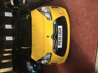 Citroen DS3 1.6HDI 16V DSTYLE 90HP (yellow) 2010