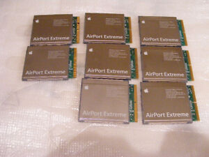 Apple AirPort Extreme 802.11G Wireless Wi-Fi Cards Internal
