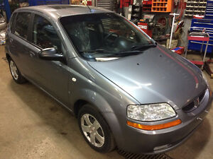 2008 PONTIAC WAVE SE ONLY 78,000KM $4995 ESTATE SALE