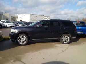 New 2016 Dodge Durango Limited AWD Finance from 0% London Ontario image 3