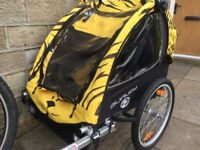Burley D'lite ST child bike trailer Special Edition