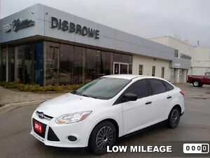 2014 Ford Focus S   Accident-free, Remote start, Local trade-in