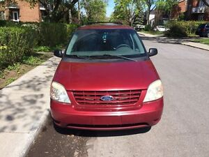 Minivan Ford Freestar 2005