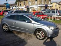 Vauxhall Astra 1.6i 16v Sport Hatch SXi 3 DOOR - 2005 55-REG -FULL 12 MONTHS MOT