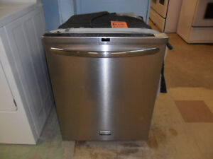 Stainless Built in Dishwasher