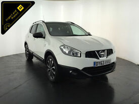 2013 63 NISSAN QASHQAI 360 DCI DIESEL 1 OWNER SERVICE HISTORY FINANCE PX