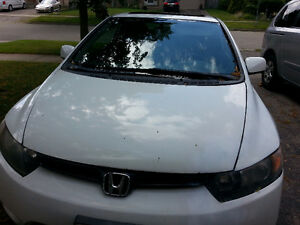 2008 Honda Civic LX, 2 door, Sunroof $3900 in Kitchener