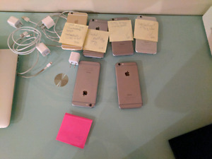 Lot iPhone 6