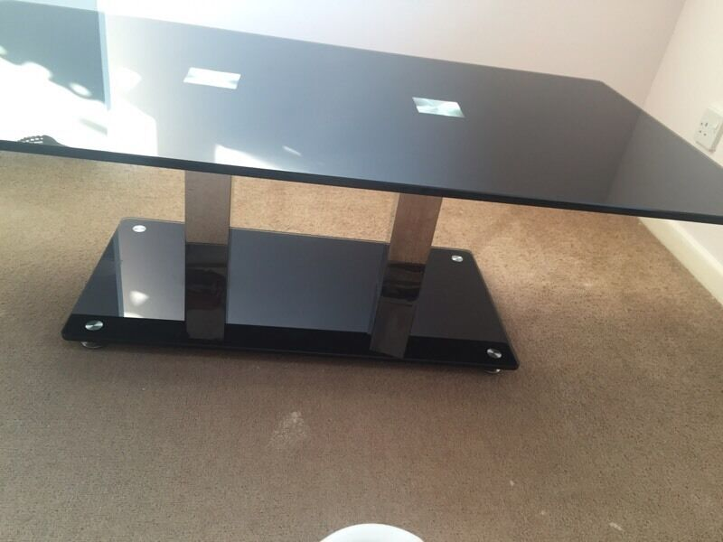 Dfs Nero Coffee Table