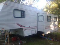 Jayco Eagle 5th wheel 263RKS