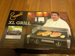 Emeril electric grill.