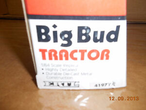 big bud 1/64 scale tractor Kitchener / Waterloo Kitchener Area image 2