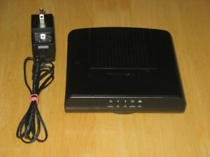 DCM476 STAC.02.50 cable modem like new for Teksavvy, Acanac etc.