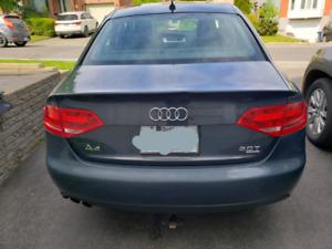 Audi A4- 2009, 137 000 km 7 999$