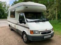 Auto Sleeper Amethyst 2 berth 4 seatbelt motorhome campervan for sale