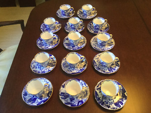 MIKADO Royal Crown Derby cup and saucer