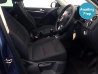 2014 VOLKSWAGEN TIGUAN 2.0 TDi BlueMotion Tech Escape 5dr SUV 5 Seats