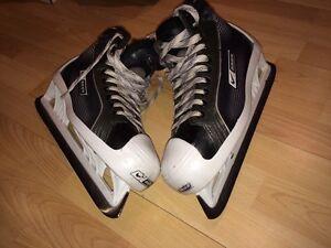 Bauer - patins de gardien - hockey gr10 (11 soulier)