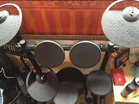 Dtx Yamaha drums