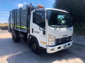 2010 60 ISUZU N75.190 Euro 5 Geesink Norba min compactor refuse truck