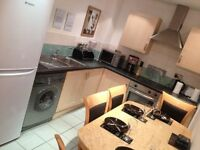 Family 2 Bedrooms Apartment for Short Term Let, Manchester Piccadilly Gardens M1, Fully Furnished