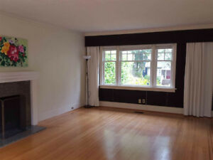 House For Rent In Vancouver Dunbar Area