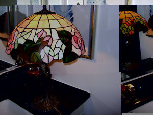 Stained Glass Table Lamps Peterborough Peterborough Area image 2