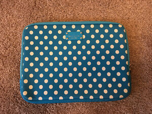 Kate Spade Turquoise laptop cover