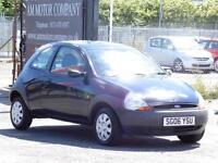 Ford Ka 1.3 2006, Blue, 46 000 Miles, Service History, 1 Years Mot