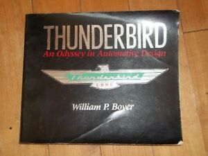 Thunderbird An Odyssey in Automotive Design