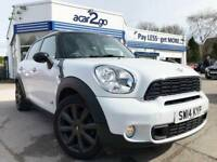 2014 MINI COUNTRYMAN COOPER S ALL4 Manual Hatchback