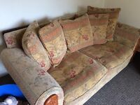 2 plus 3 seater sofas