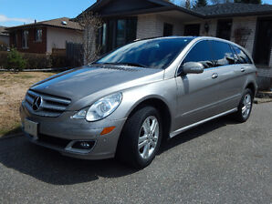 2007 Mercedes-Benz R-Class 5.0L Wagon OPEN TO OFFERS!