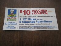 Pizza Coupon