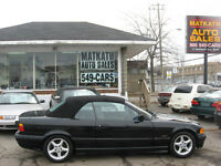 ★★1996 BMW 328i Convertible★★ Certified and Emission Passed