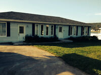 Water front property for rent in Rocky Harbour