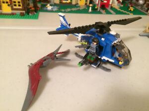 Lego Jurassic 75915 Pteranodon Capture