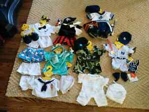 Bear outfits mint condition