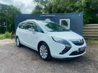 2014 Vauxhall Zafira 1.8i Tech Line LOW MILEAGE WITH FULL SERVICE HISTORY MPV Pe