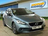 2017 Volvo V40 Cross Country 1.5 T3 Auto (s/s) 5dr Hatchback Petrol Automatic