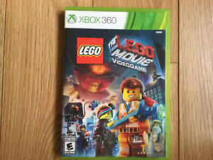 **CHAMBLY - XBOX 360 *LEGO MOVIE THE VIDEOGAME - 20$