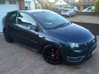 Ford Focus ST-3 2.5L 5Dr In Prestige Condition! 1 Year MOT/Full FORD Service History/HPI Clear