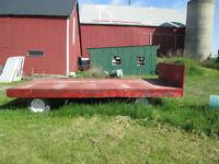 24 ft Wagon