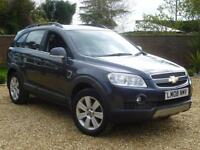 2008 08, Chevrolet Captiva 2.0CDTi ( 148bhp ) LTX ++ 7 SEATS + LEATHER + CRUISE