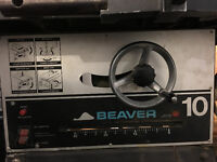 Beaver Direct Drive Table Saw for Sale.