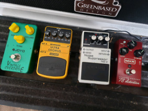 Pedals for sale.
