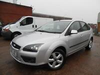 FORD FOCUS ZETEC CLIMATE 1.6 PETROL FULL SERVICE HISTORY