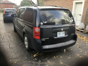 2010 Dodge Grand Caravan Minivan, Van is certified